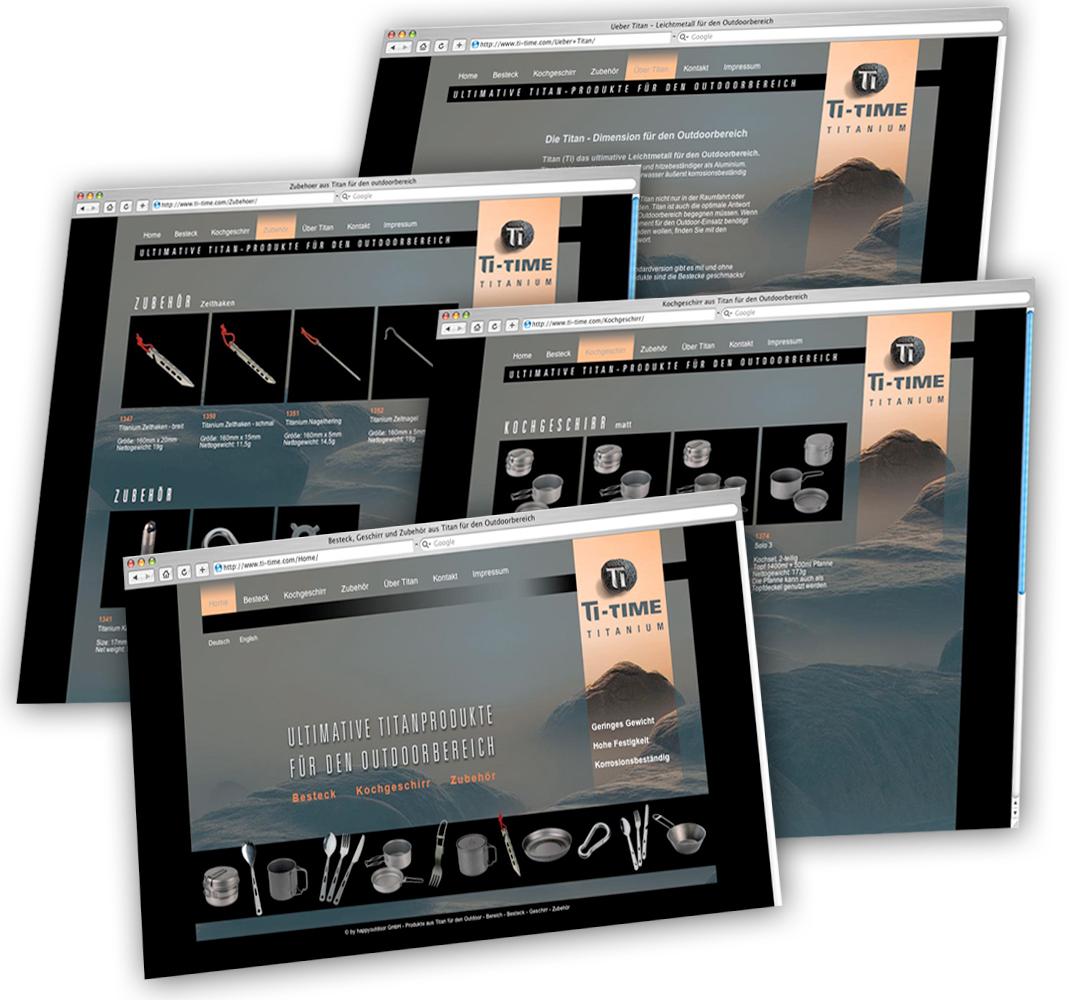 Frankfurt - Umfassende Neugestaltung oder Relaunch - Agentur für Beratung, Konzeption, Design, Umsetzung und Einführung