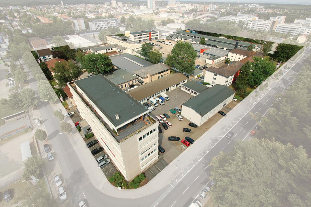Luftaufnahmen Drone Oktokopter Foto-Projekte Konzept Betreuung