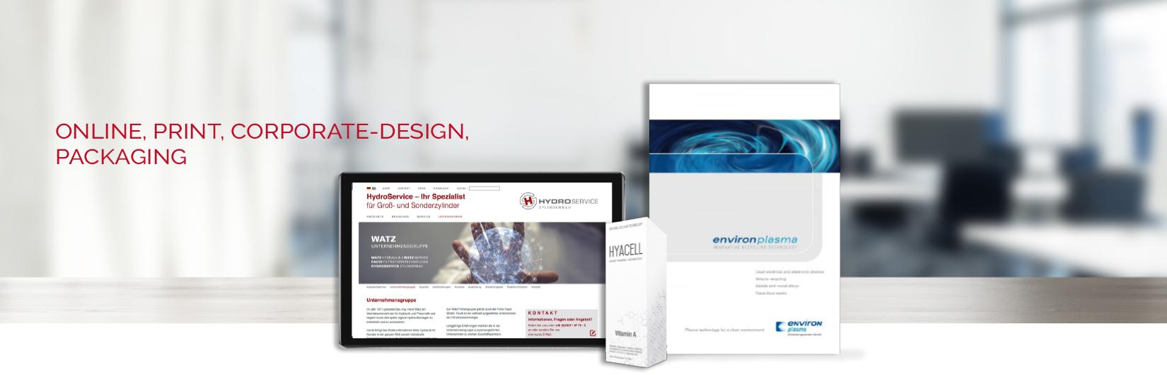 Full Service für Werbung und Kommunikation als Werbeagentur Hessen. Tolle Ideen, konsequente Umsetzung, sichere Produktion.